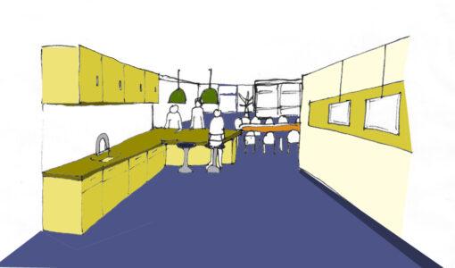 Voorstel lerarenkamer