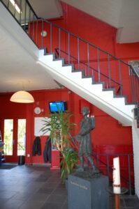 Resultaat trappenhuis