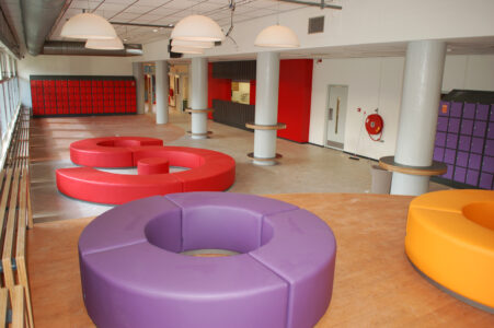Oplevering aula