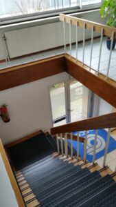 bestaand trappenhuis