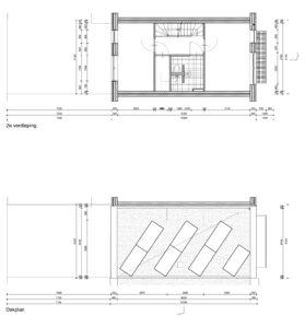 CB009 plgr 2e en dak